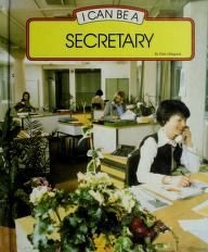 Cover of: I can be a secretary | Dee Lillegard