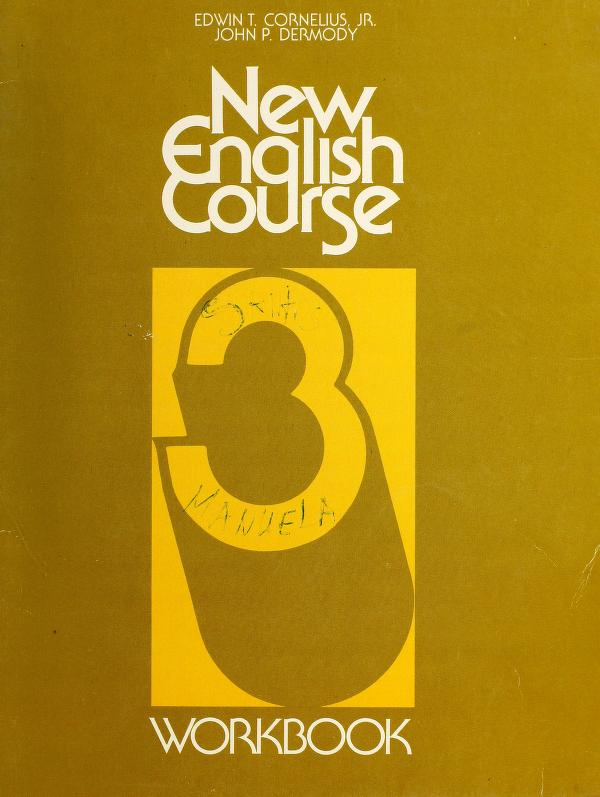 New English Course Workbook 3 by