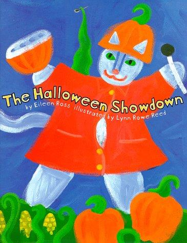 The Halloween showdown by Ross, Eileen