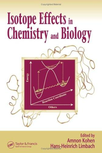 Isotope effects in chemistry and biology by