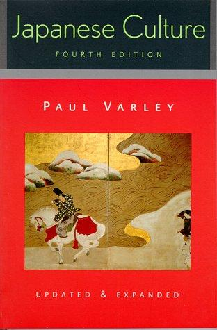 Japanese Culture by Varley
