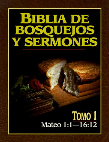 Mateo 1: Preacher's Outline and Sermon Bible by Anonimo