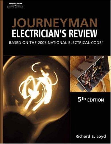 Journeyman Electrician's Review by Richard Loyd