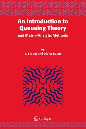 An introduction to queueing theory and matrix-analytic methods by