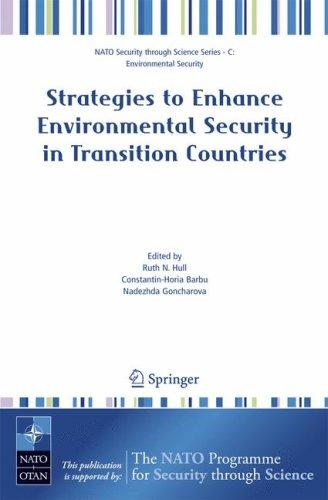 Strategies to enhance environmental security in transition countries by