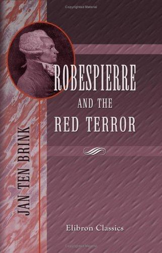 Robespierre and the Red Terror