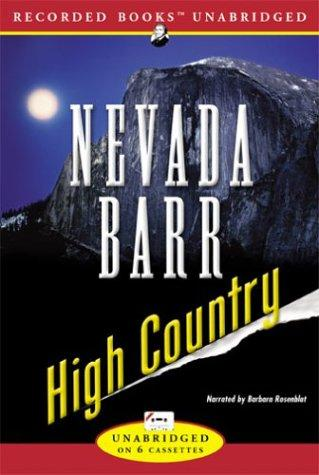 High Country (Anna Pigeon Mysteries)