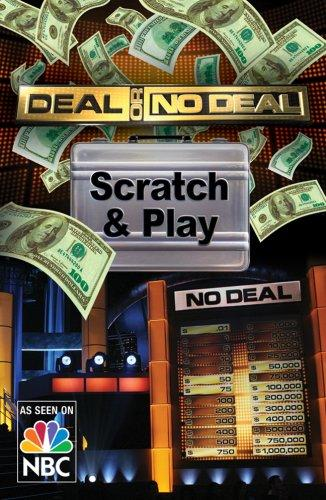 Deal or No Deal Scratch & Play by Inc. Sterling Publishing Co.