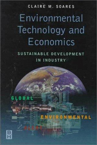Environmental technology and economics by Claire Soares