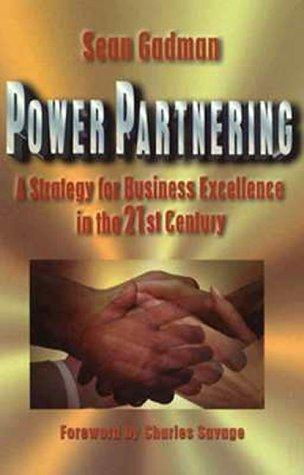 Power partnering by Sean Gadman