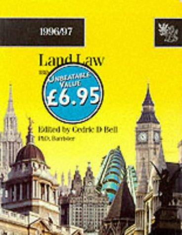 Land Law (Bachelor of Laws (LLB)) by Gordon Henry