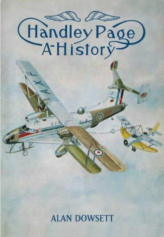 Handley Page by Alan Dowsett