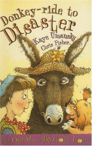 Donkey-Ride to Disaster (Galaxy Children's Large Print Books)