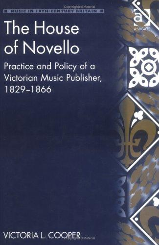 The house of Novello by Victoria L. Cooper