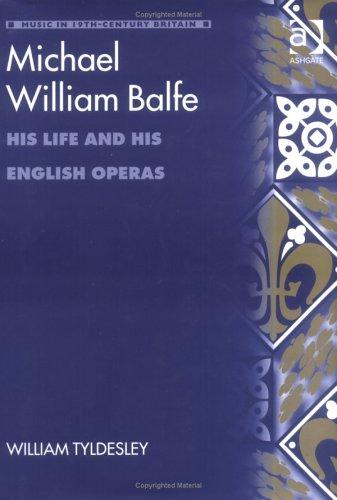 Michael William Balfe by William Tyldesley