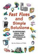 Fast Fixes and Simple Solutions by F C & A Publishing