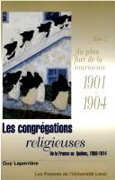 Congregations Religieuses by Guy Laperriere
