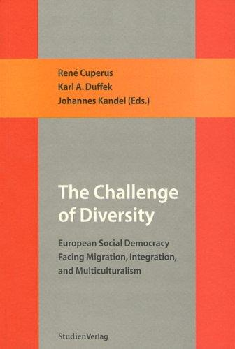 The challenge of diversity by Forum Scholars for European Social Democracy. Conference