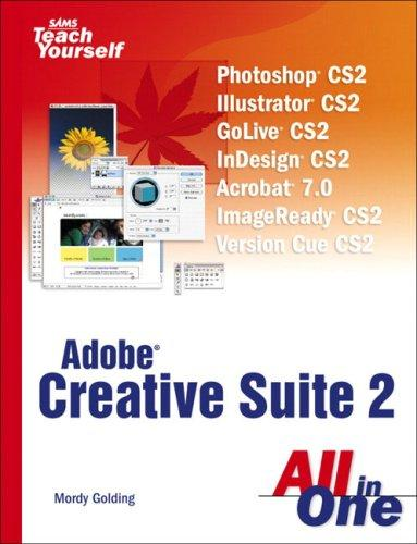 Adobe Creative Suite 2 by Mordy Golding