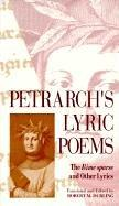 Petrarchs Lyric Poems