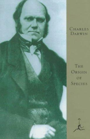 The  origin of species by means of natural selection, or, The preservation of favored races in the struggle for life by Charles Darwin