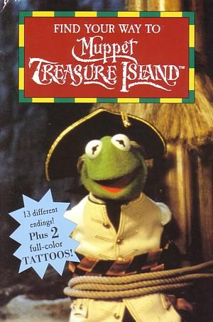 Find Your Way to Muppet Treasure Island by Kate McMullan
